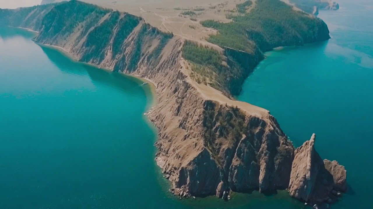 Вдохновляющие пейзажи Байкала
