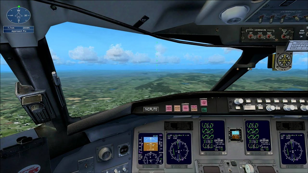 FSX | Tutorial 8: Transitioning to Jets [HD] [1080p