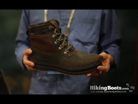 f095ef1482a7 Timberland Schazzberg at Winter Outdoor Retailer 2014 - YouTube