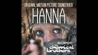 Hanna Soundtrack-Chemical Brothers-Hanna