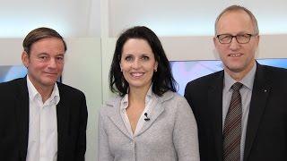 Konkret - Peter Hegglin und Martin Naef - CVP-Initiative zur «Heiratsstrafe»