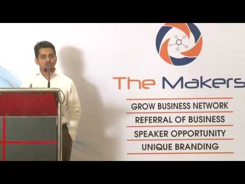 Times Entrepreneur Networking Meet The Makers Vikram Sharma Pure Value Advisory Services