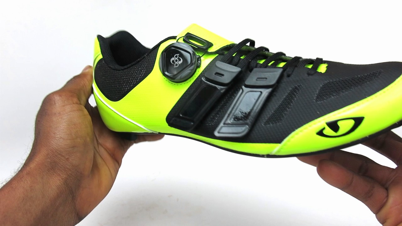 Giro Sentrie Techlace Review by