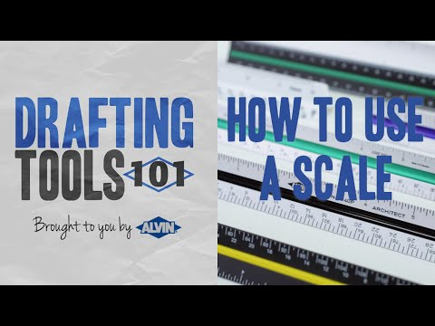 Drafting Tools 101 - How to Read Architect and Engineer Scal