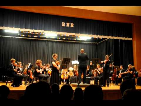 "DB CHAMBER ORCHESTRA PERFORMING ""FOR GOOD"" FROM ""Wicked"""