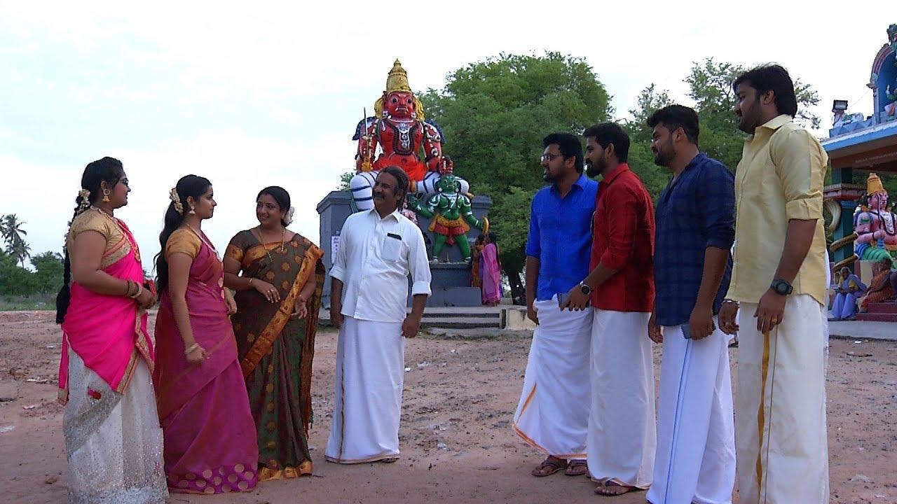 Priyamanaval Episode 1065, 12/07/18
