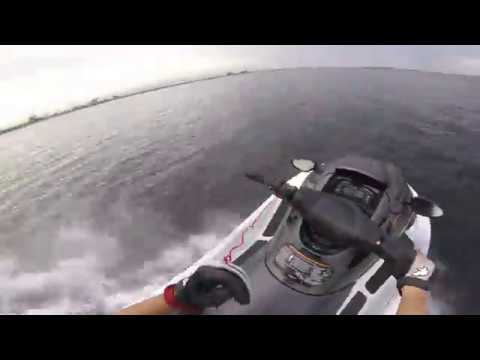 Yamaha XLT1200 Top Speed Run: 117 kph - YouTube