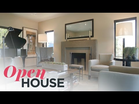 David Meister's Stylish Hollywood Hills Home | Open House TV