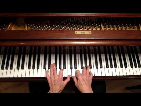 Comping, The Art Of Accompaniment, Jazz Piano Tutorial