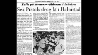 Sex Pistols Live Halmstad, Sweden 15-07-77 (HQ Audio Only)