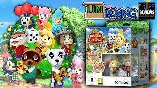 Animal Crossing Amiibo Festival (Nintendo Wii U) | German Unboxing (Deutsch) | ToyReviewsGerman