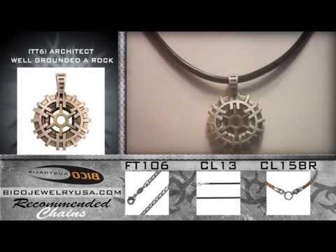 Bico Australia Jewelry USA - Tribal Pendants