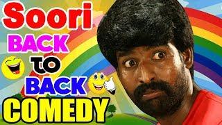 Soori best Comedy scenes   Soori Back to Back Comedy   Tamil Comedy   Sivakarthikeyan & Soori Comedy
