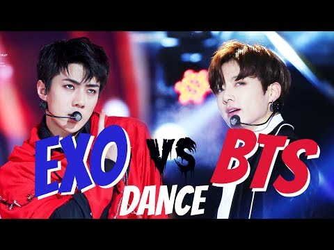 BTS VS EXO Part 2 : DANCE