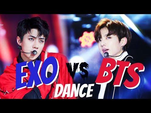 BTS VS EXO Part 2 : DANCE