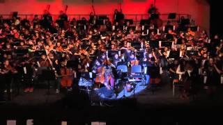 Mark Wood Jan13, 2015 Niles West HS 720P HD Concert