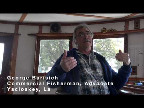 Commercial Fisherman George Barisich: Negative Impacts Resulting From BP Oil Spill