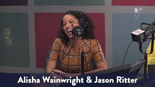 Alisha Wainwright Was a Scientist Before She Started Acting!
