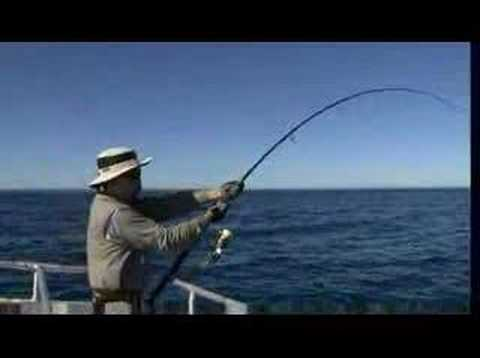 Gt fishing coral sea youtube for Canned fish assholes