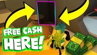 INSTANT CASH GLITCH ROBBERY! (Roblox Jailbreak)