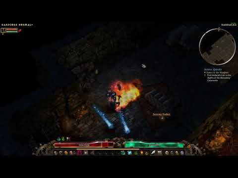 Grim Dawn-Reign of Terror (The Mighty Smith)