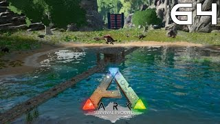 ARK Survival Evolved [#64] Wioska Ukryta w Oazie v.3