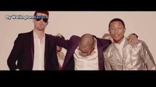 Robin Thicke ft. T.I., Pharrell -  Blurred Lines [Legendado / Traduzido]  (Clipe Oficial)