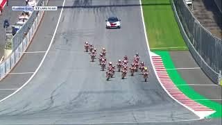Red Bull MotoGP Rookies Cup Autriche - Départ course 1