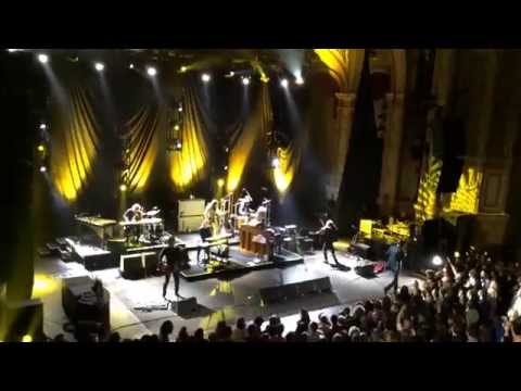 Nick Cave and the Bad Seeds - Jubilee Street - Vancouver - June 30, 2014 - Orpheum Theatre