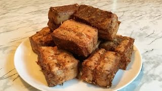 Сало в Луковой Шелухе / Вареное Сало / Salo Boiled in Onion Skins / Простой Рецепт (Очень Вкусно)