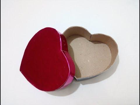 Kalpli kutu yapımı