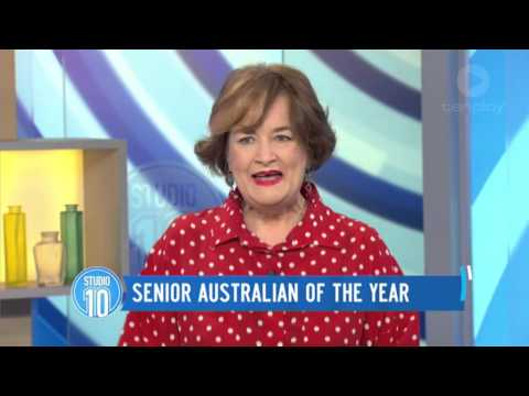 Senior Australian Of The Year: Jackie French