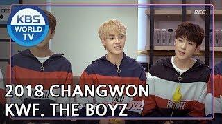 2018 CHANGWON K-POP WORLD FESTIVAL   2018 창원 케이팝 월드 페스티벌 [THE BOYZ]