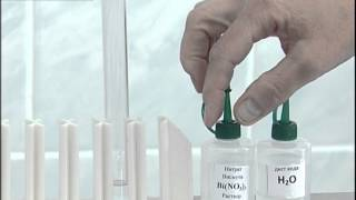 Гидролиз солей. Опыт 3. Влияние разбавления раствора на гидролиз солей