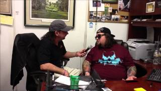 Chumlee Interview - 101 WRIF Detroit - Pawn Stars