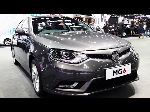 MG6 Sedan 1.8 D Turbo 2017 inkanet