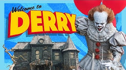 Visit Stephen King's It (2017) In Real Life: Tourism w/ Pennywise
