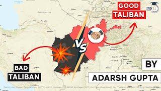 Is Taliban in Afghanistan divided into two factions? Sirajuddin Haqqani Vs Mohammad Yaqoob   UPSC