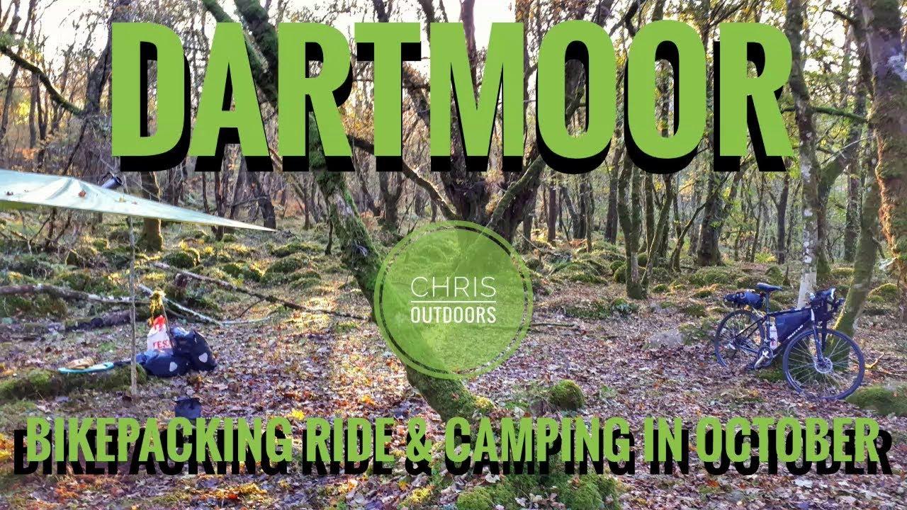 Dartmoor Bikepacking & Wild Camping in October - YouTube