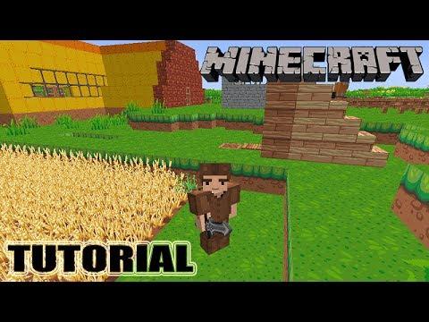 Como crear un plato de sopa de hongos en minecraft youtube - Como hacer sopa de setas en minecraft ...