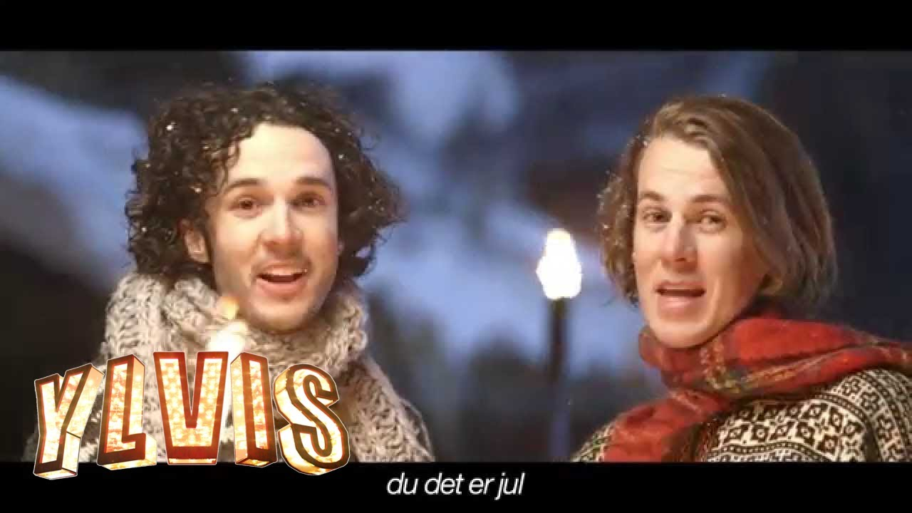 ylvis da vet du at det er jul official music video hd english subtitles