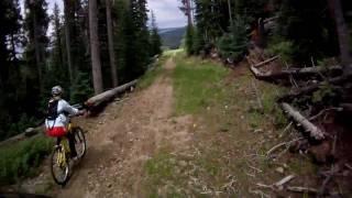 Sunrise Ski Park Arizona, Mountain Biking, Downhill