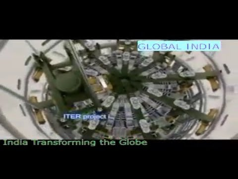 FUSION REACTOR TECHNOLOGY IN INDIA|| PLASMA REACTOR IN COMPLETE VACUUM CENTRAL CORE|| INDIA-JAPAN ||