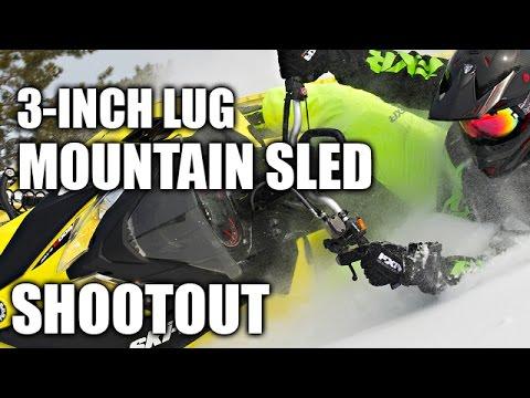 3-Inch Lug Mountain Sled Shootout