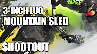 3-Inch Lug Mountain Sled Shootout