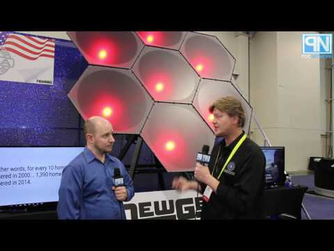 Newgen – A new approach to solar power by Jetstream Energy Technologies – CES 2017 – Poc Network