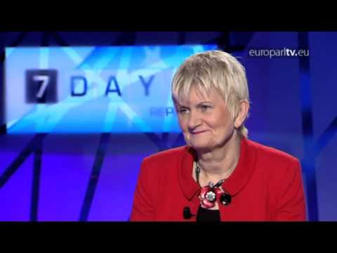 EuroparlTV video  7 Days  Ireland in the hot seat