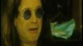 Dinner with Ozzy Osbourne