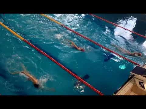 бассейн соревнования Комплексное плавание СДЮСШ№2 Медведково