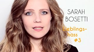 Sarah Bosetti | Lieblingshass #3 – Liebeslyrik aus Hasskommentaren